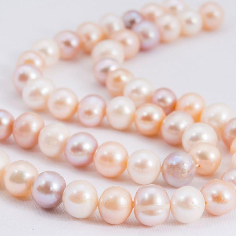 Perle de cultura 3 culori 8-9 mm