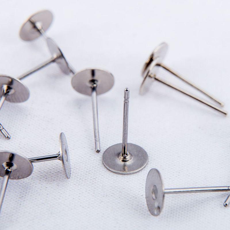 Ace inox bumbi cu disc 6 mm - 50 buc - magazinuldepietre.ro