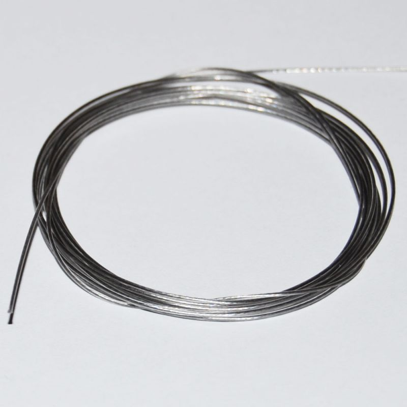 Sarma inox 0.25 mm - 5 m - magazinuldepietre.ro