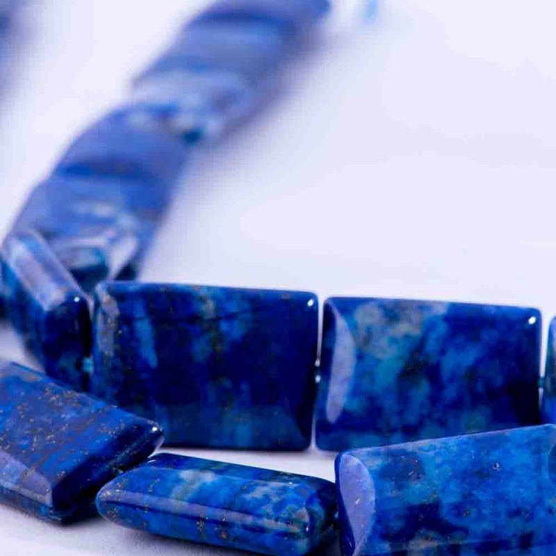 Lapis lazuli dreptunghi 13x18 mm