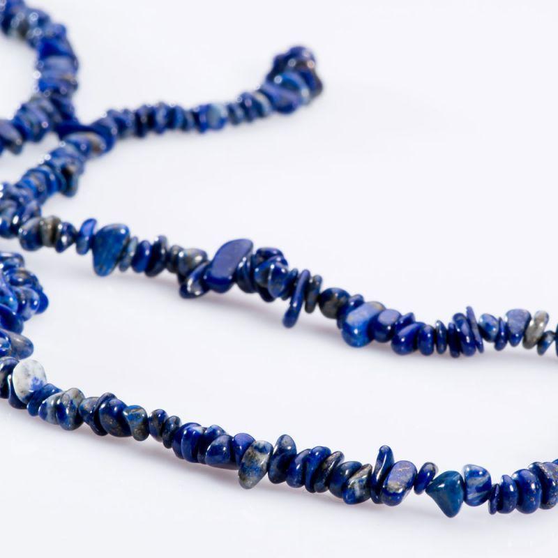 Lapis lazuli chipsuri 5-6 mm