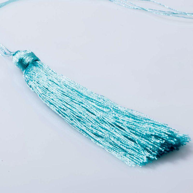 Ciucure 8.5 cm bleu - 3 buc - magazinuldepietre.ro