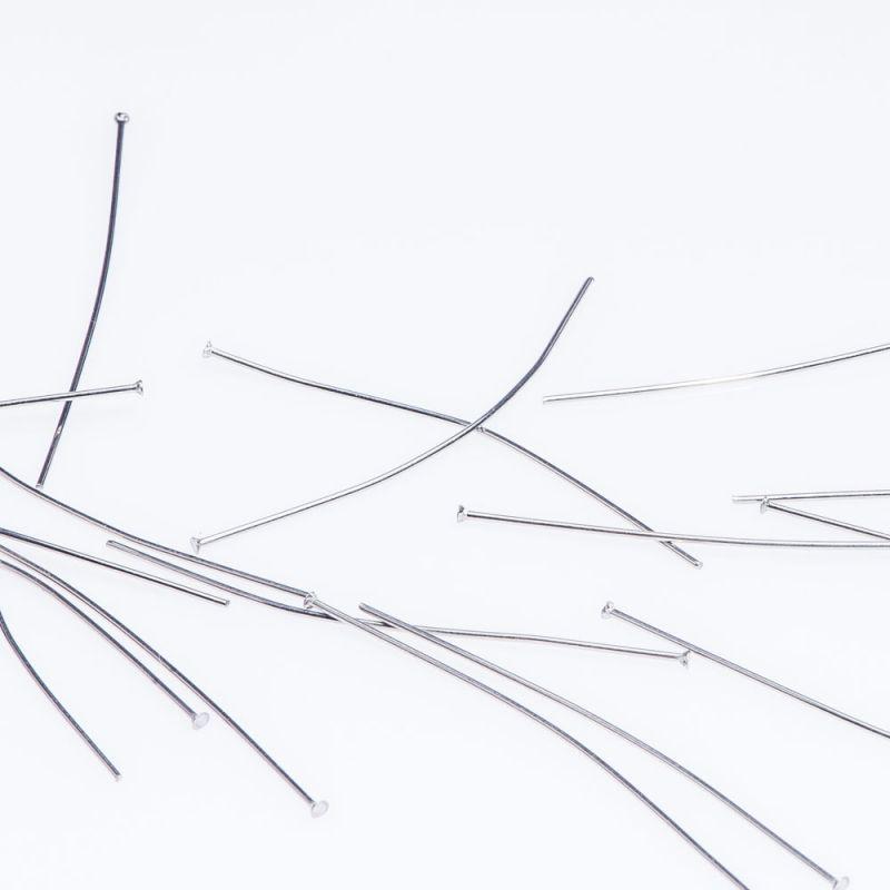 Ace tesite inox 0.7x50x1.5 mm - 100 buc