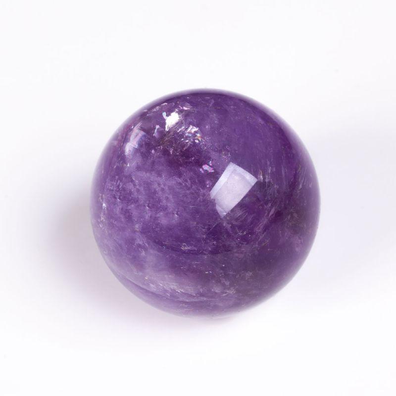 Geoda ametist sfere 41-43 mm