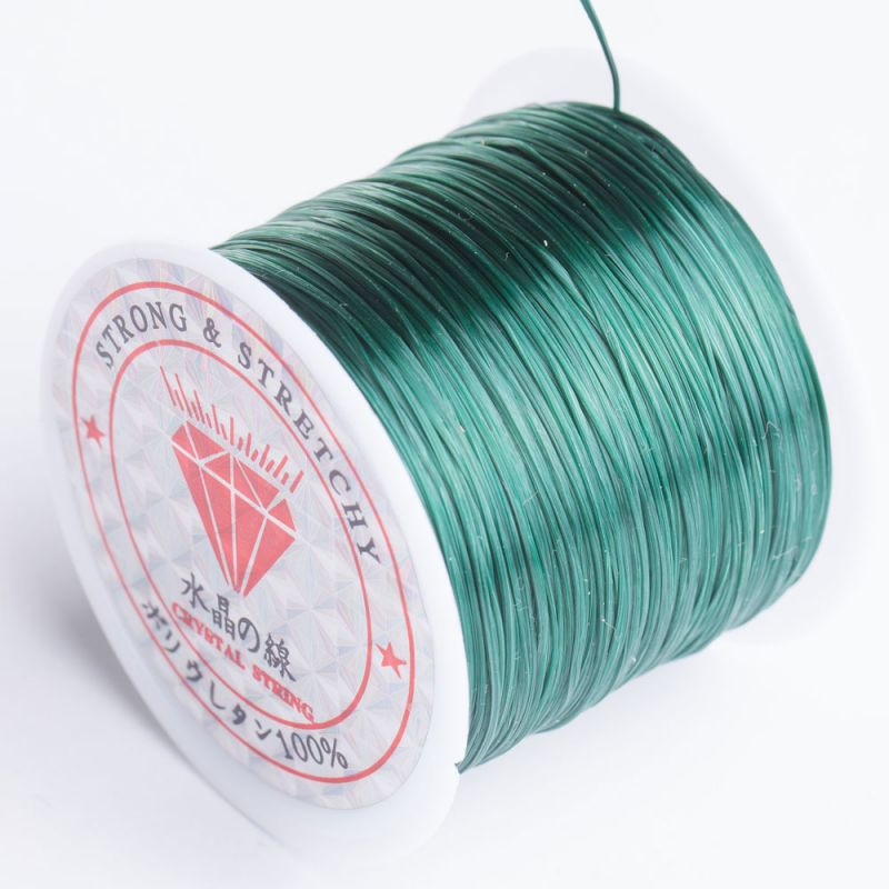 Rola guta elastica 60 m verde - magazinuldepietre.ro