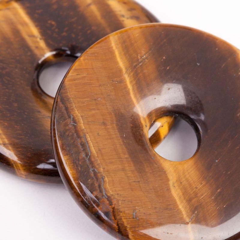 Ochi tigru donut 40 mm - magazinuldepietre.ro