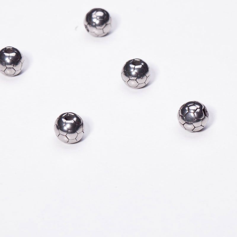 Bila inox minge 8 mm - 2 buc